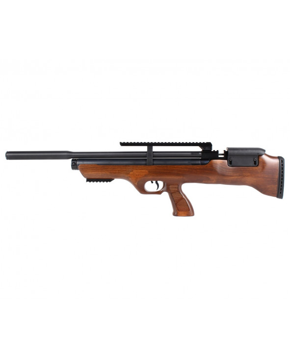 Пневматическая винтовка Hatsan Flashpup-W QE (дерево, PCP, 3 Дж) 6,35 мм