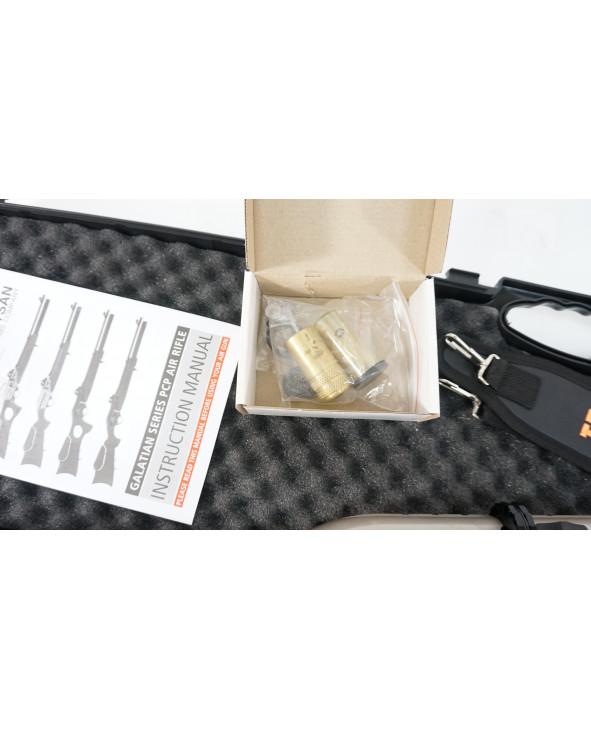 Пневматическая винтовка Hatsan Galatian1 Carbine (дерево, PCP)