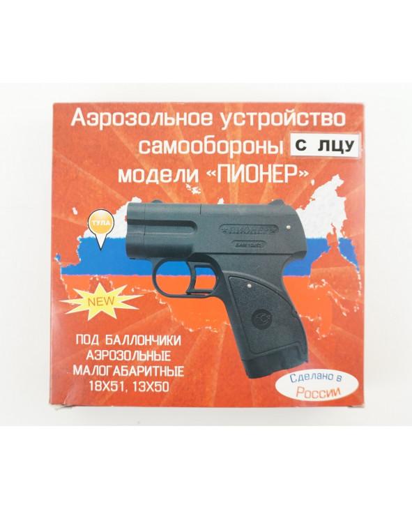 Купить Аэрозольное устройство (пистолет) «Пионер» с ЛЦУ за 4450руб. на gunsleaders!