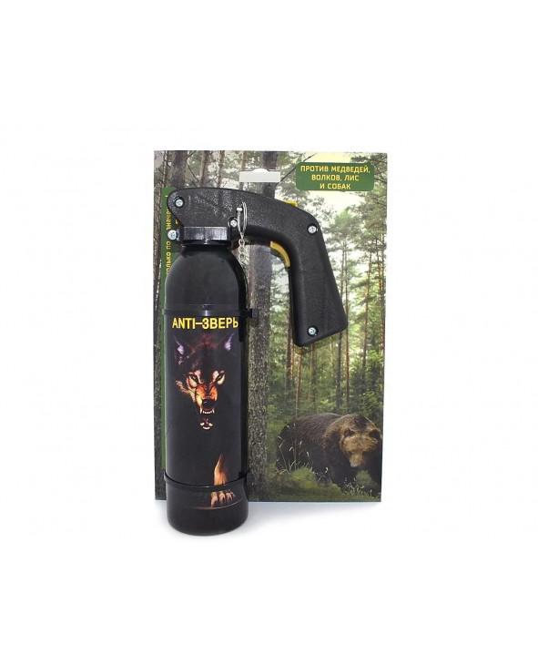 Распылитель Anti-Зверь (от медведей, волков и собак), 650 мл