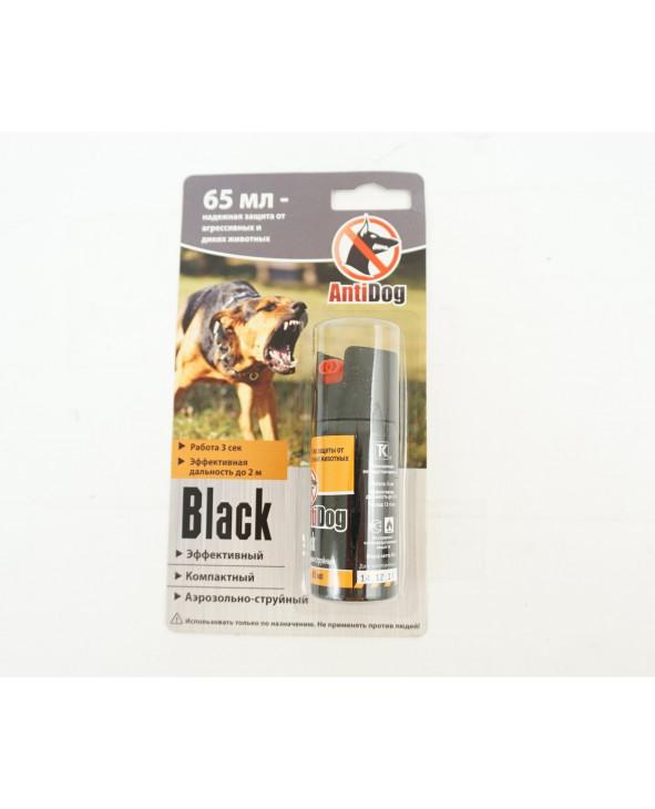 Распылитель-баллончик AntiDog Black, 65 мл
