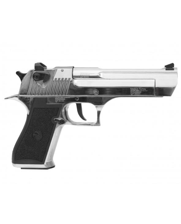 Охолощенный пистолет Retay Eagle X (Никель)