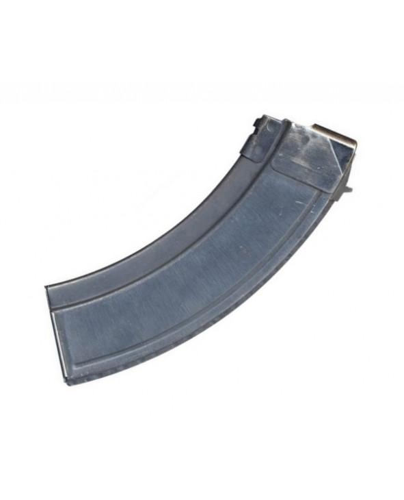 Магазин для АК-103/47/АКМ (7,62 мм) гладкий, черный металл