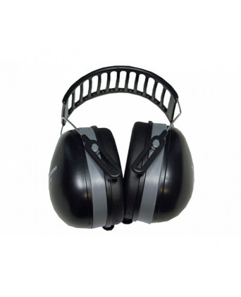 Наушники Arton 2000, металлическое изголовье, чёрные, 28 дБ
