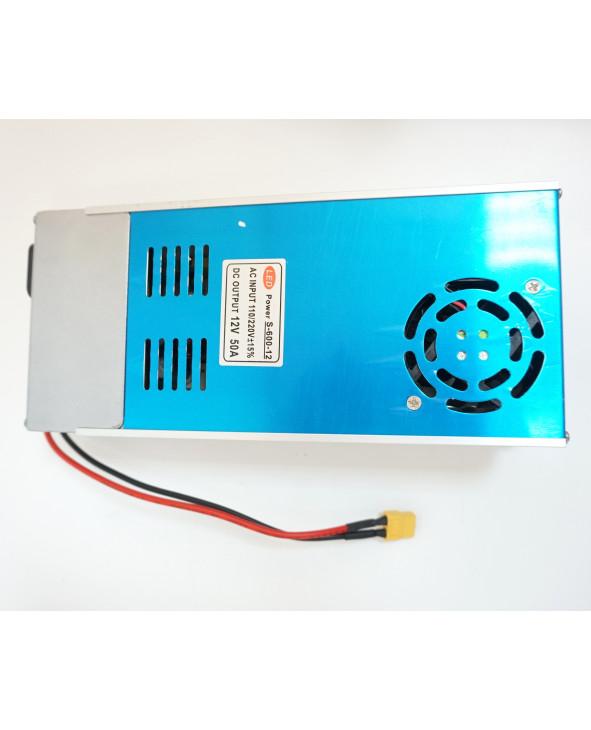 Компрессор компактный Patriot E12 с фильтром осушителем + адаптер 220/12 В