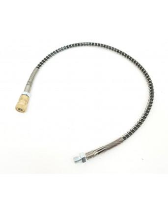 Шланг высокого давления 63 МПа в мет. оплетке, папа М10, фостер (BH-HRP7)