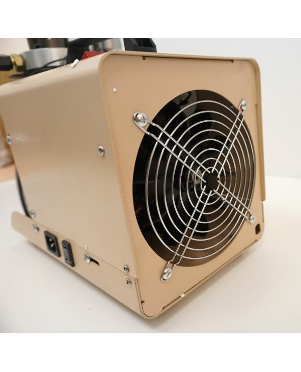 Компрессор Patriot E4 1,8 кВт, 50 л/мин с водяным охлажд. и фильтром осушителем