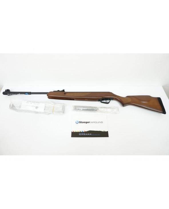 Пневматическая винтовка Stoeger X20 Wood Combo (прицел 3-9x40)