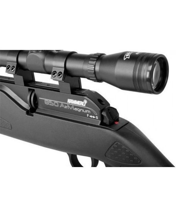 Пневматическая винтовка Umarex 850 Air Magnum Target Kit (прицел)