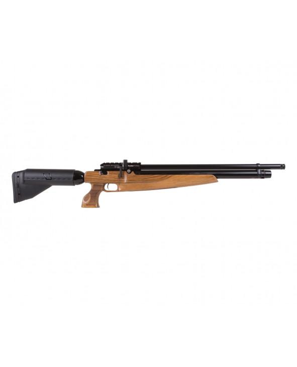 Пневматическая винтовка Kral Puncher Pitbull (орех, PCP, 3 Дж) 4,5 мм