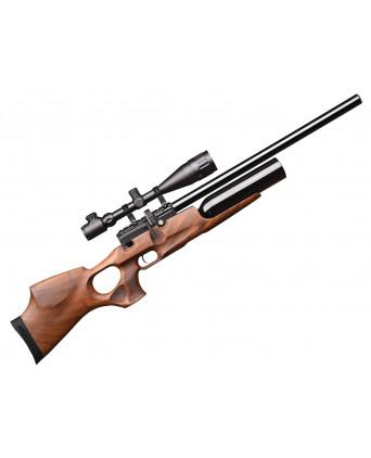 Пневматическая винтовка Kral Puncher Jumbo (орех, PCP, 3 Дж) 4,5 мм