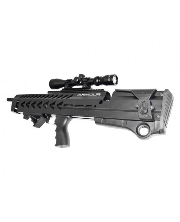 Пневматическая винтовка Kral Puncher Armour (PCP, прицел, 3 Дж) 5,5 мм