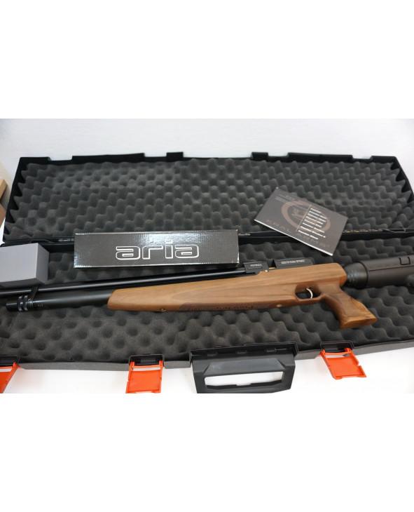 Пневматическая винтовка Kral Puncher Pitbull (орех, PCP, 3 Дж) 5,5 мм