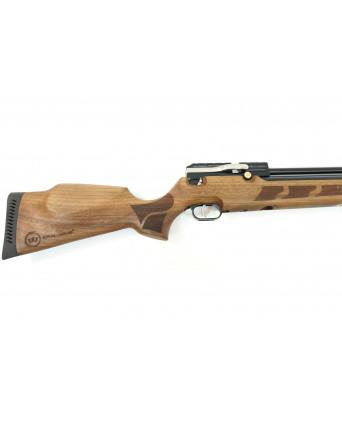 Пневматическая винтовка Kral Puncher Maxi W (орех, PCP, 3 Дж) 4,5 мм