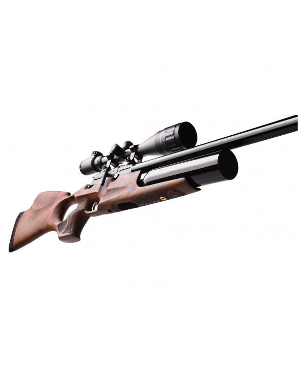 Пневматическая винтовка Kral Puncher Jumbo (орех, PCP, 3 Дж) 6,35 мм