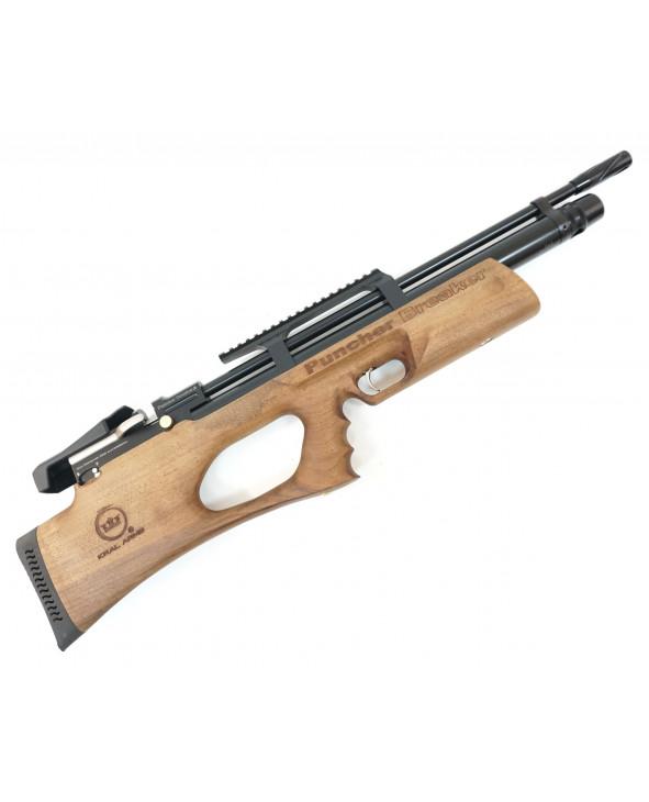 Пневматическая винтовка Kral Puncher Breaker W (орех, PCP, 3 Дж) 6,35 мм