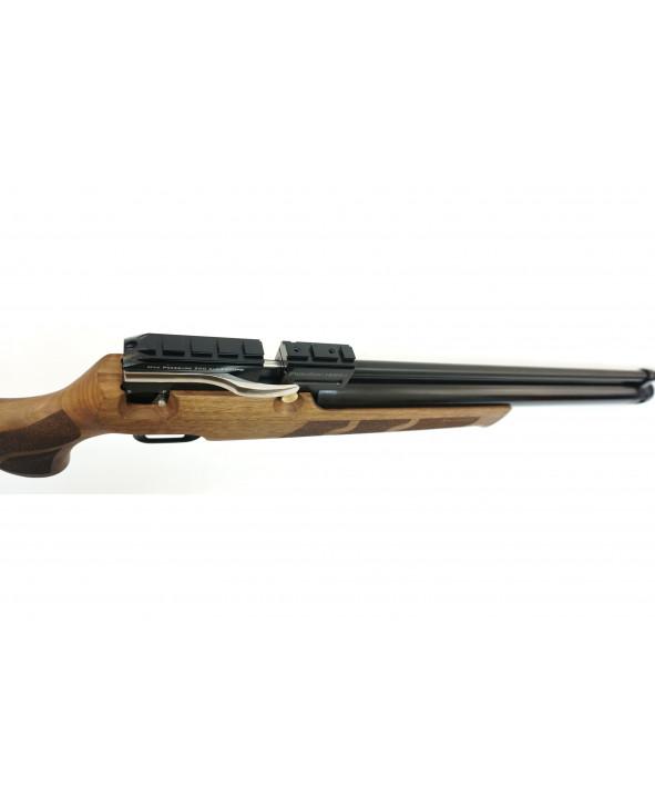 Пневматическая винтовка Kral Puncher Maxi W (орех, PCP, 3 Дж) 5,5 мм