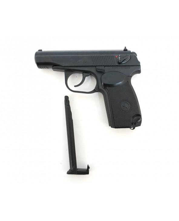 Пневматический пистолет МР-658К (ПМ, Blowback)