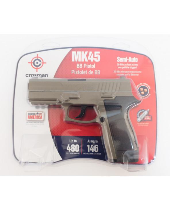 Пневматический пистолет Crosman MK45
