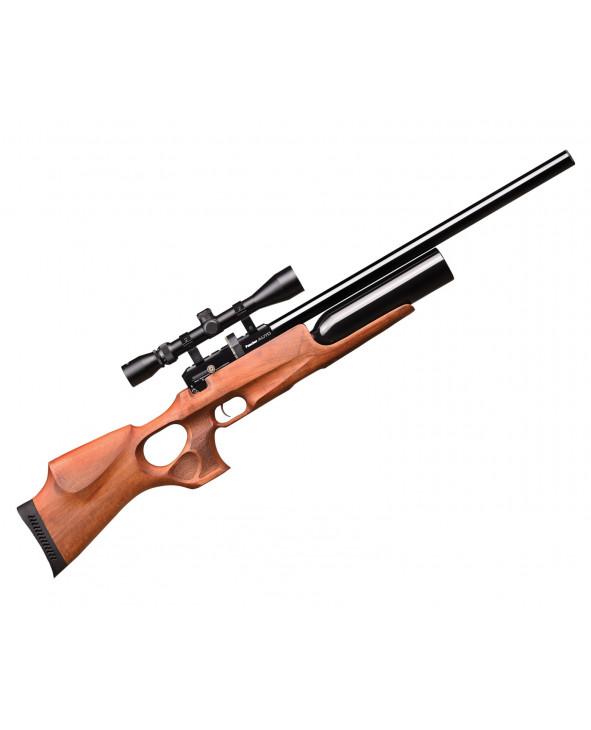 Пневматическая винтовка Kral Puncher Maxi Auto (орех, PCP, 3 Дж) 5,5 мм