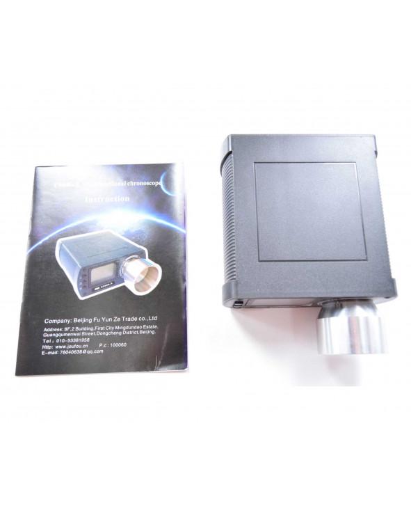 Хронограф E9800-X (черный, бежевый)