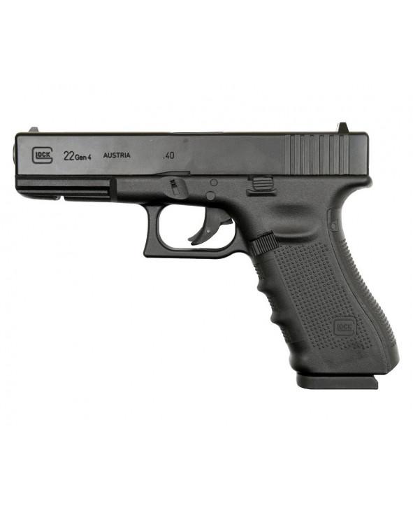 Пневматический пистолет Umarex Glock 22