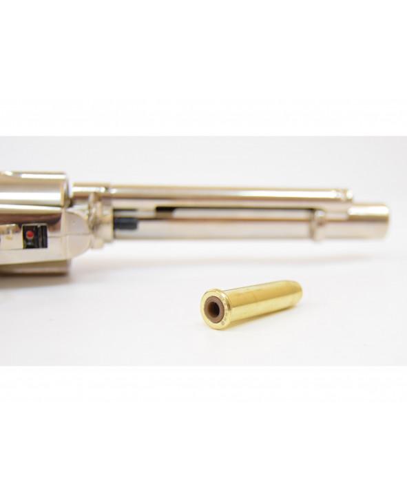"""Пневматический револьвер Umarex Colt Single Action Army (SAA).45 BB Nickel (5,5"""")"""
