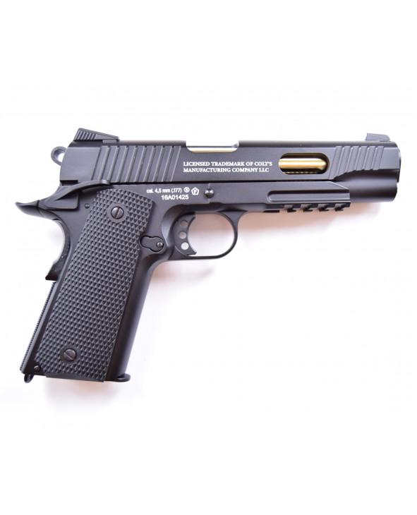 Пневматический пистолет Umarex Colt 1911 Custom