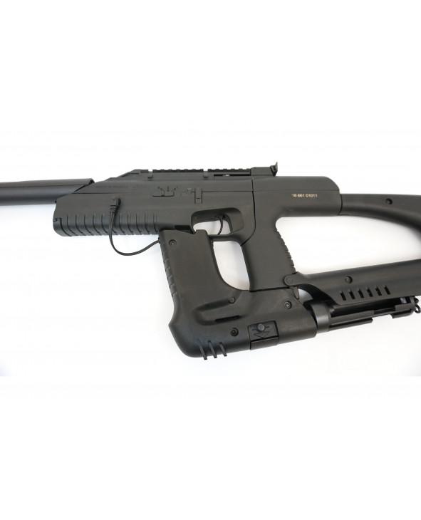 Пневматический пистолет-пулемет МР-661К-08 «Дрозд», бункерный