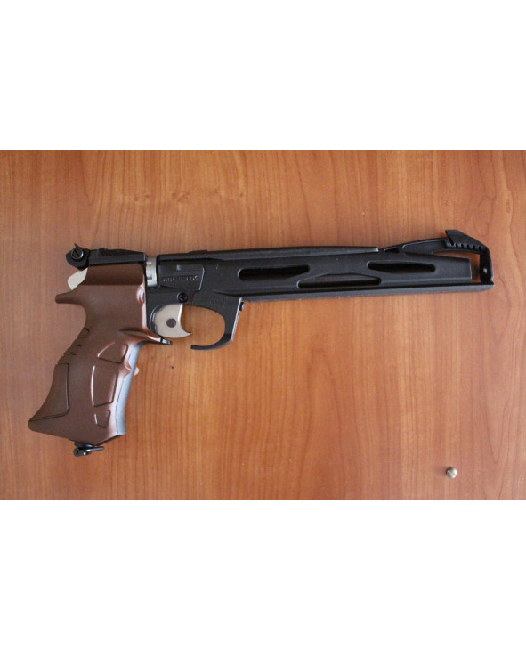Пневматический пистолет МР-657К (многозарядный)