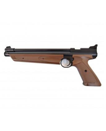 Пневматический пистолет Crosman P1377BR American Classic Brown (1377 C)