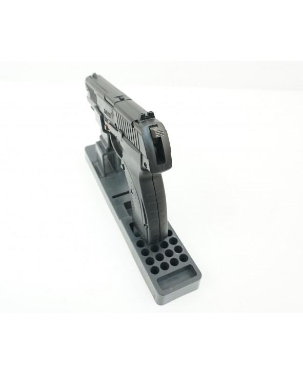 Пневматический пистолет Crosman 1088 BG Kit (пули+очки)
