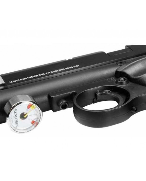 Пневматический пистолет Crosman 1701P (PCP)