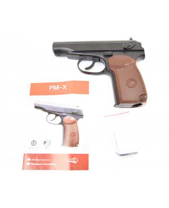 Пневматический пистолет Borner PM-X (Макарова)
