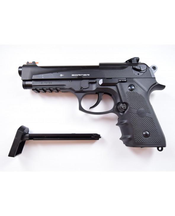 Пневматический пистолет Borner Sport 331 (Beretta)