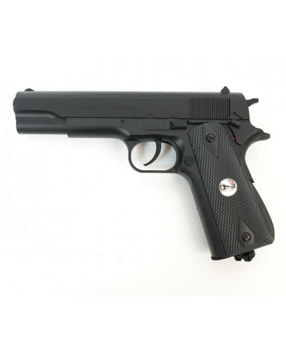 Пневматический пистолет Borner CLT125 (Colt)