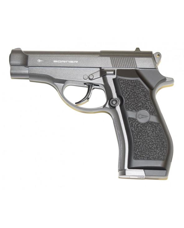 Пневматический пистолет Borner M84 (Beretta)