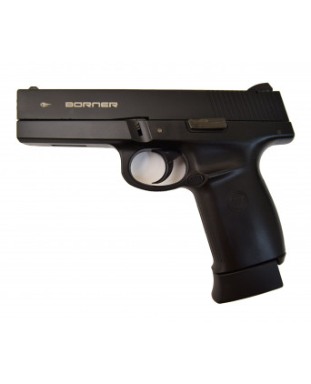 Пневматический пистолет Borner KMB12 (SW40F Sigma)