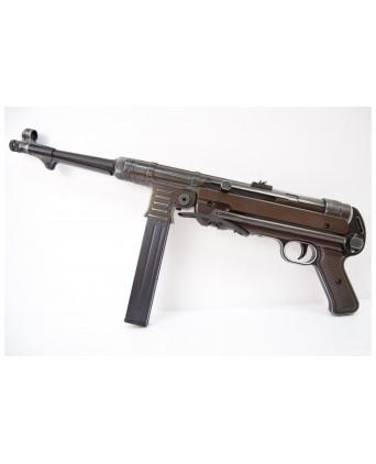 Пневматический пистолет-пулемет Umarex Legends MP-40 German Legacy Edition