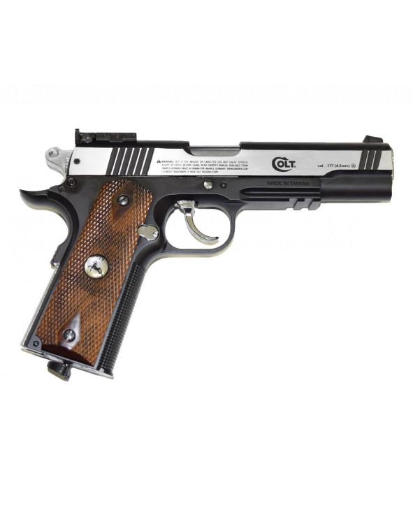 Пневматический пистолет Umarex Colt Special Combat