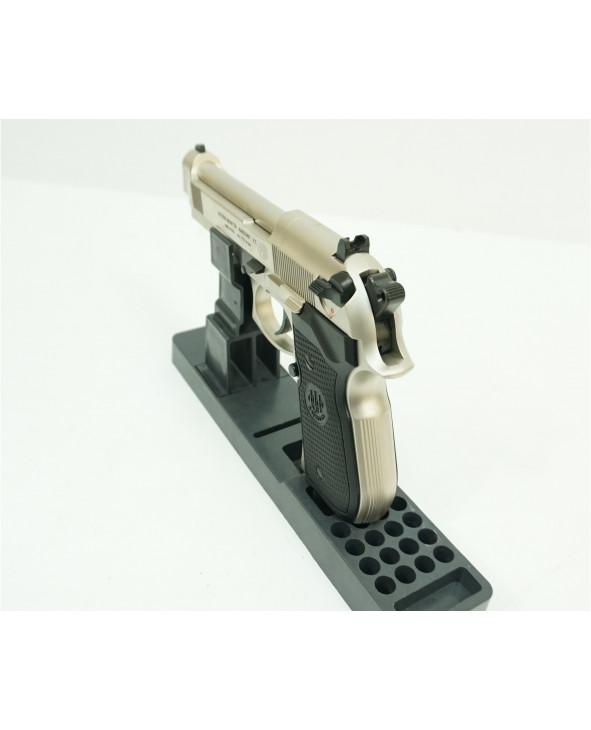 Пневматический пистолет Umarex Beretta 92 FS (никель)