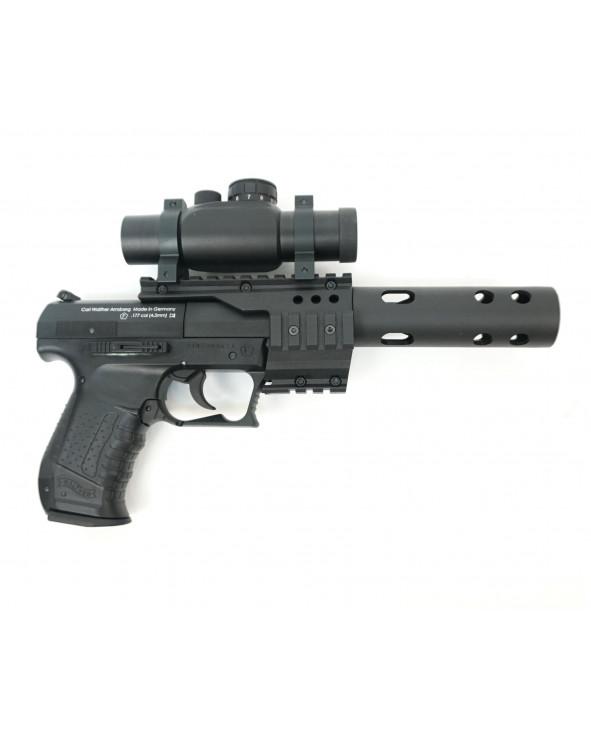 Пневматический пистолет Umarex Walther NightHawk