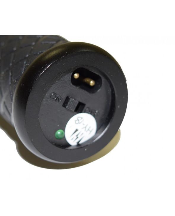 Электрошокер дубинка Молния YB 1119В (Оса)