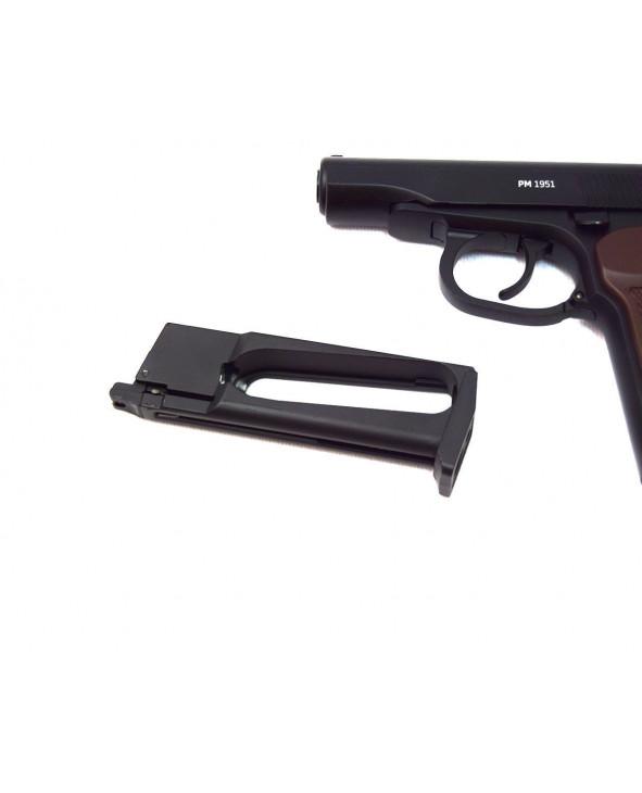 Пневматический пистолет Gletcher PM 1951 (Макарова)