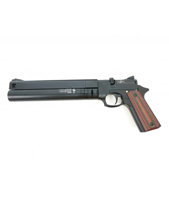 Пневматический пистолет Ataman AP16 (стандарт, металл, PCP) 5,5 мм