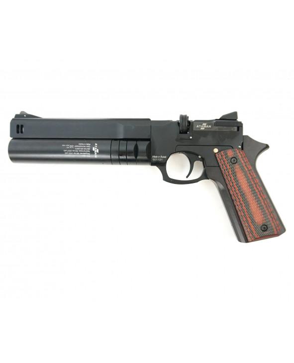 Пневматический пистолет Ataman AP16 (компакт, металл, PCP) 5,5 мм