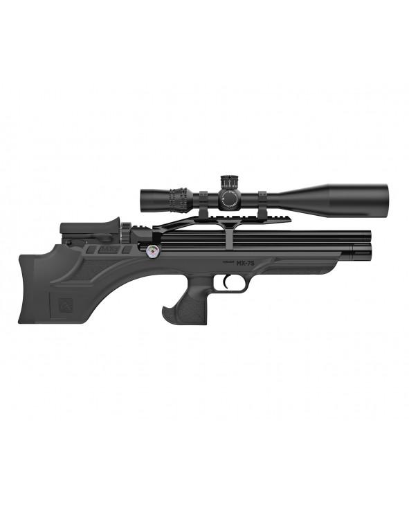 Пневматическая винтовка Aselkon MX-7S, L=450 (пластик, PCP, 3 Дж) 6,35 мм