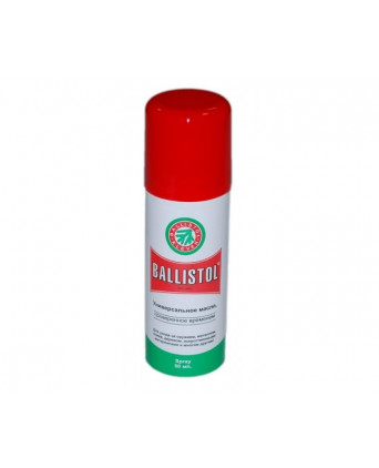 Масло оружейное Ballistol spray, 50 мл
