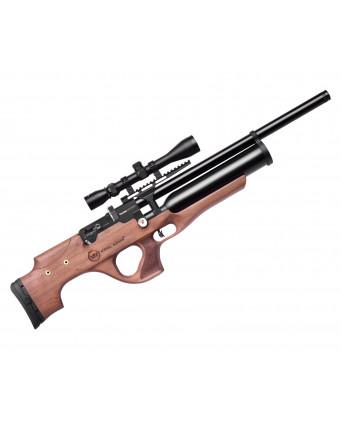 Пневматическая винтовка Kral Puncher Maxi Ekinoks (орех, PCP, 3 Дж) 4,5 мм