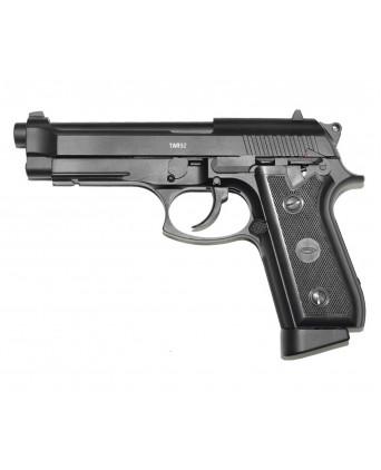 Пневматический пистолет Gletcher TAR92 (Beretta)